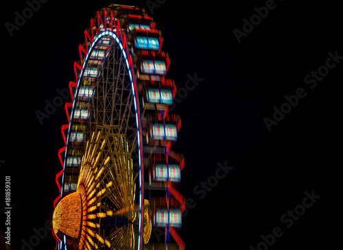 Papiers peints Berlin Ferris wheel Berlin Christmas market