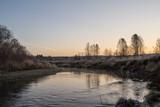 Рассвет над рекой Большой Шишим - 181876735
