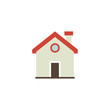 Home Icon Vector Isolated