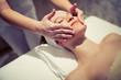 Quadro Rejuvenating relaxing massage by masseur