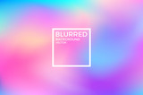 Abstract blurred background. Vivid color - 181984587