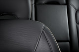 Part of  leather car seat details - 182029945