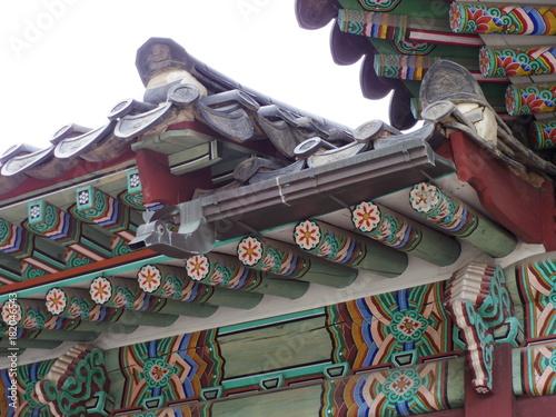 Papiers peints Seoul 世界遺産の昌徳宮