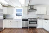 White Custom Kitchen. - 182124964