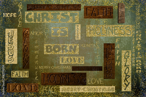 retro-chrzescijanska-kartka-swiateczna