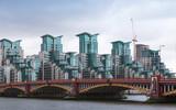 Cityscape of London, Wauxhall Bridge