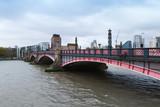Cityscape of London, Lambeth Bridge - 182146950