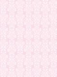 Elegant white flowers pattern textured pink wallpaper background - 182150532