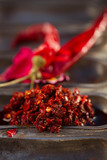 Traditional home-made  rose harissa - 182151746
