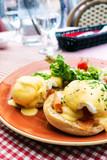 delicious Breakfast Benny Dick Egg - 182165599
