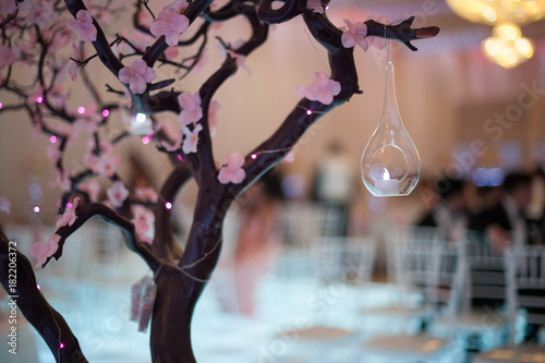 Cherry Blossom Wedding Poster