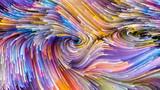 Modern Liquid Color