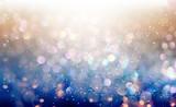 Fototapety Beautiful abstract shiny light and glitter background
