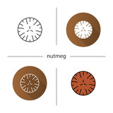 Nutmeg icon - 182246995