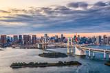Tokyo Bay, Japan - 182252537