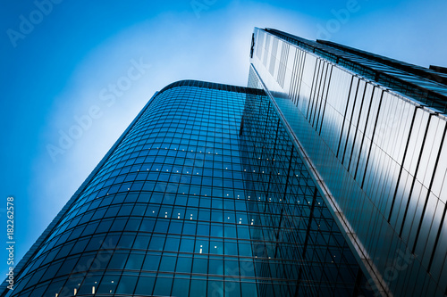A Glass Skyscraper