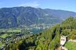 Quadro View of Lanskron in Austria