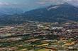 Foothills of Bergamasque Alps