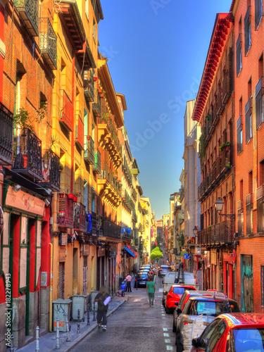 Fototapeta Madrid, Spain
