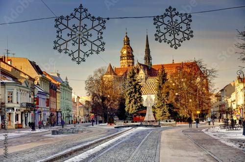 Staande foto Moskou Kosice, Slovakia