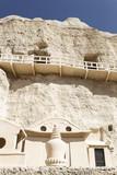 Yulin caverns III-Gansu, China - 182287547