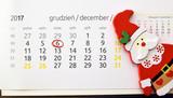 Kalendarz, 6 grudzień, Mikołajki. Dzień św. Mikołaja. - 182314786