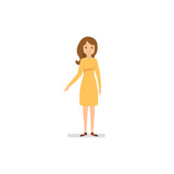 mom vector cartoon