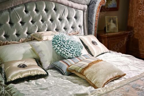 Plagát Beautiful bedroom furniture