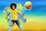 soccer player - 182419571