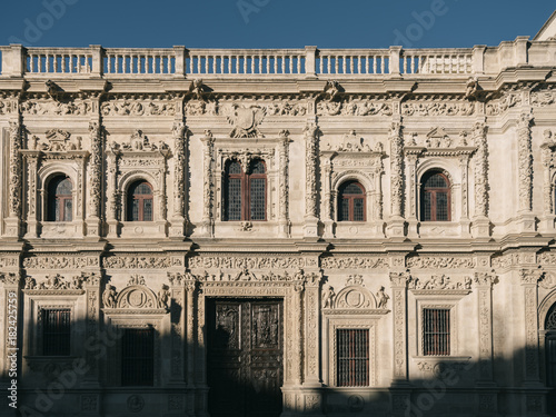 Town Hall of the city of Seville