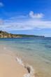 An Antiguan Beach
