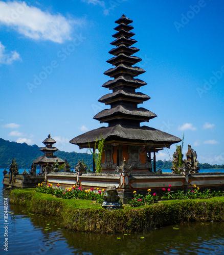 Plexiglas Bali Ulun Danu Bratan - Bali, Indonesia