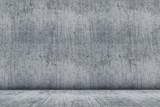 Empty Concrete Room Studio - 182455735