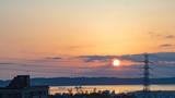 Sunrise over Okinawa - Japan - 182456973