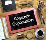 Corporate Opportunities 3D Concept. - 182463156