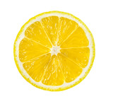lemon slice, saved with clipping path - 182482315