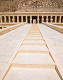 The temple of Hatshepsut near Luxor in Egypt - 182493961