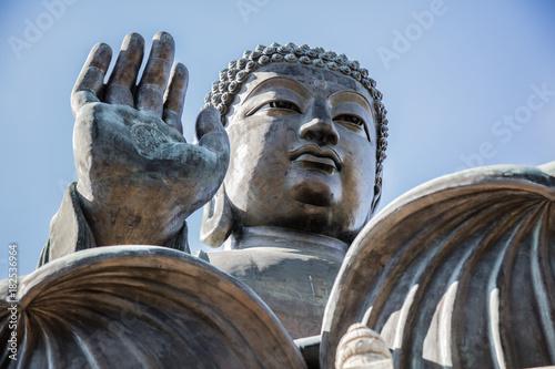 Staande foto Boeddha foto