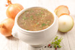 Quadro bowl of onion soup