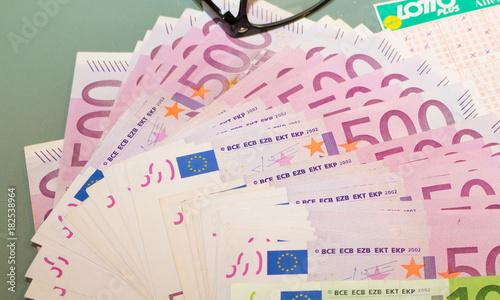 Lotto, Gewinn, Euro
