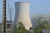 electricite centrale nucleaire coupure fermeture arret cheminee environnement Wallonie ecologie blackout electrabel EDF suez energie - 182545966