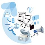 Geschäftliche Entwicklung Information - 182553937