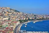 Napoli, lungomare di via Caracciolo