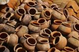 clay pots  - 182588790