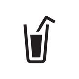 drink icon illustration - 182590129