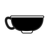 Delicious coffee cup icon vector illustration graphic design