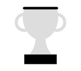 trophy icon - 182590514