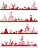 Christmas Silhouette - 182595113