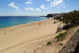 Beach in Morro Jable, Fuerteventura- Canary Islands