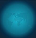 Vector communication world earth globe icon